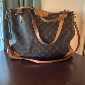 WOMENS LOUIS VUITTON ESTRELA GM MONOGRAM